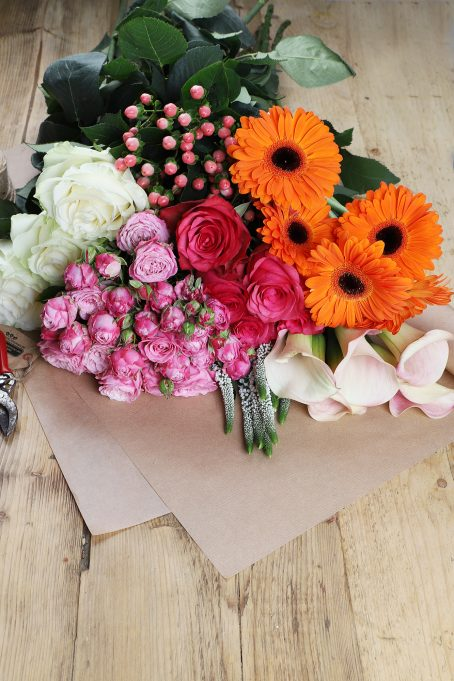 Monthly Flowers Silver
