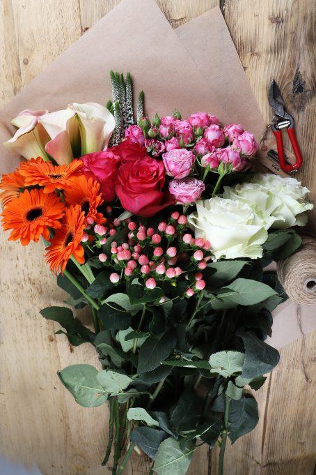 Bi Weekly Flowers Platinum