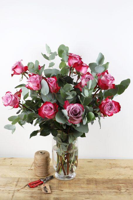 Monthly Flowers Bronze